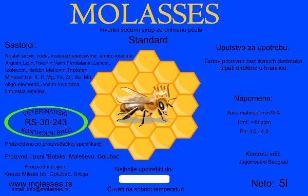 Molasses STANDARD