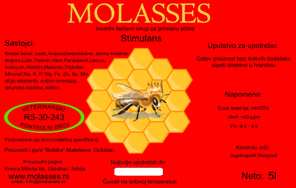 Molasses STIMULANS